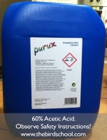 Acetic Acid Container