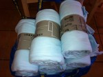 IKEA IRMA Fleece Blankets for Parrots